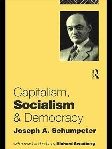 Review Capitalism, Socialism and Democracy