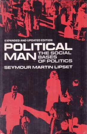 Review Politic Man : The Social Bases of Politics